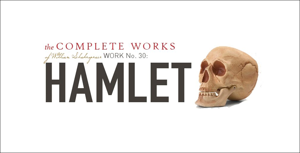 The Complete Works Of William Shakespeare Hamlet At The Nancy B
