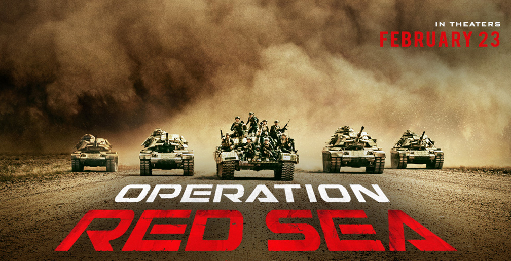 Dante Lam S Operation Red Sea Explodes Into Theaters February 23 Irish Film Critic