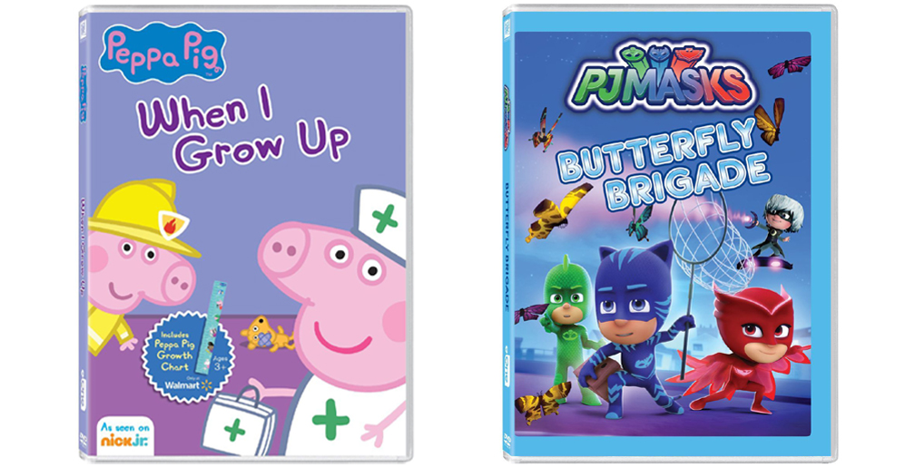 Start The New Year With The Latest From Peppa Pig Pj Masks